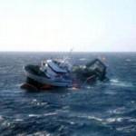 VADA: Affonda un peschereccio. Un morto ed un disperso