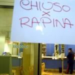 BORGO SAN LORENZO: Rapina in un supermercato. E' la terza in zona negli ultimi giorni