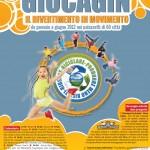 SPORT: Domani e domenica tutti a fare sport con il Giocagin 2012