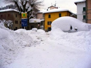 Neve-Palazzuolo-sul-Senio