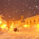 MALTEMPO: In Abruzzo due paesi isolati da otto giorni