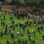 EGITTO: Strage a Port Said durante una partita di calcio