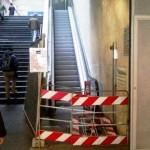 """Renzi contro la """"burocrazia romana"""" su Facebook. Le scale mobili di Santa Maria Novella """"bloccate"""" da un timbro."""