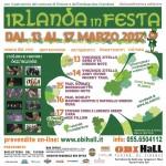 """FIRENZE: In Marzo l'Obihall si tinge di verde per """"Irlanda in Festa"""", con musica, danze, birra e gastronomia"""