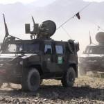 AFGHANISTAN: Si ribalta un lince, morti tre soldati italiani