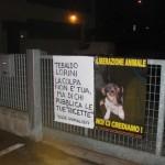 LIBRI: Manifesti e striscioni in tutta Italia contro il nuovo libro di Tebaldo Lorini