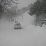 MALTEMPO: Situazione neve in Mugello. Domani scuole chiuse a Barberino. Ed ora è allerta ghiaccio