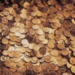 CURIOSITA': Multata paga con 1310 monetine per protesta
