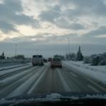 Neve: riaperta la FI-PI-LI, ancora allerta meteo per neve, ghiaccio e vento fino al primo pomeriggio di oggi