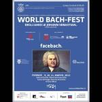 """FIRENZE: Una 48 ore non stop per il """"World Bach Fest"""" dal 9 all'11 marzo"""
