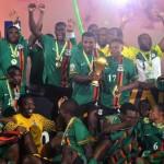 CALCIO: A sorpresa lo Zambia si aggiudica la Coppa d'Africa… con una dedica speciale