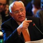 """GORBACIOV: """"Acqua tema fondamentale per evitare nuovi conflitti"""". A Marsiglia il 6° Forum Mondiale sull'Acqua"""