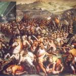 """FIRENZE: Renzi """"Proseguiamo in ricerca di dipinto Leonardo sotto quello di Vasari"""". Il """"giallo"""" della """"Battaglia di Anghiari"""""""