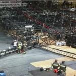 REGGIO CALABRIA: Crolla un palco per concerto di Laura Pausini. Muore un trentenne