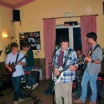 MUSICALMENTE MUGELLO: Una piacevole serata all'insegna dei Nicco, degli MGD e degli Spockless