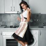 DONNE: Quelle italiane sempre meno attratte dalla cucina. Massimo 15 minuti al giorno dietro ai fornelli.