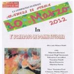 """BORGO SAN LORENZO: Domani in scena a Villa Pecori Giraldi gli """"Articoli di Scena"""" con una commedia di Marco Paoli"""