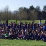 BORGO SAN LORENZO: grande partecipazione per la Giornata dell'Albero, con tanti bambini dal pollice verde