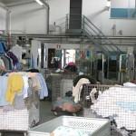 SIENA: Preleva in lavanderia….32 tonnellate di biancheria per rivenderle all'estero. Denunciata lavoratrice