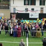 MOLIN DEL PIANO: Grande festa per l'inaugurazione del nuovo volto del campo sportivo