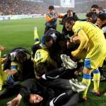 CHAMPIONS LEAGUE: Il sogno continua per i gialli dell'isola di Venere. L'APOEL nell'olimpo del calcio europeo