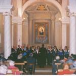 BORGO SAN LORENZO: Atmosfere di Natale in Sant'Omobono grazie al Coro dei Giovani della Pieve