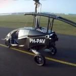 AUTO: In Olanda progettata la prima auto volante. Sarà in vendita dal 2014