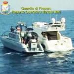 Uno yacht da oltre 1 milione di euro intestato ad una signora che dichiara 0 euro. Controllati 755 yachts di lusso dalla GDF di Bari