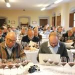 VINO: Grande successo per la presentazione dei 9 Pinot Nero dell'Appennino a Villa Pecori Giraldi