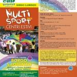 CENTRI ESTIVI: Un'estate di sport in Mugello per chi segue la proposta UISP
