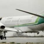 FIRENZE: paura a Peretola per un motore di un aereo in fiamme