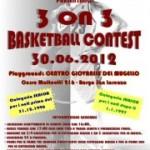 BASKET: Il meglio del 3vs3 in campo sabato a Borgo San Lorenzo