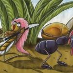 L'EDITORIALE: Ricomincio da sette ovvero…quando le formiche hanno la meglio sulle cicale anche in estate