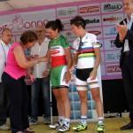 CICLISMO: il Mugello protagonista al Giro donne con il braccialetto 'fair play'