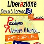 BORGO SAN LORENZO: Torna la Festa Provinciale di Liberazione