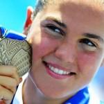 LONDRA 2012: 18esima medaglia per l'Italia. Nella 10 Km di nuoto Martina Grimaldi è di bronzo!