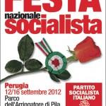 SOCIALISTI: Da domani la festa a Perugia con Bersani, Casini e Vendola ospiti di Nencini