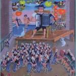 """MARRADI: Una mostra per omaggiare il """"pittore contadino"""" Galeotti"""