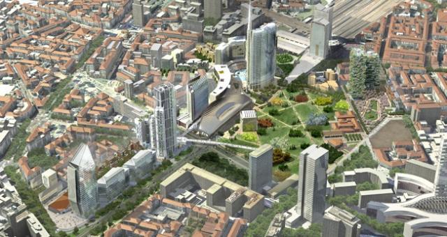 Milano corso como diventa sempre piu distretto della moda for Quartiere city life