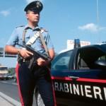 CARABINIERI: Dopo lunga indagine arrestato albanese autore di una rapina all'Area di Servizio dell'Aglio