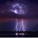 METEO: Trombe d'area e tanta pioggia in arrivo su Toscana e Lazio nel fine settimana