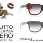 MODA: Lapo Elkann presenta gli occhiali che cambiano colore con la temperatura e i bilanci di Italia Indipendent