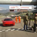 """MUGELLO CIRCUIT: L'autodromo set per un giorno per il """"Mr.Bean"""" indiano"""