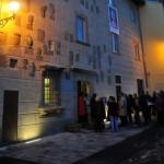 BARBERINO: Vangi consegna una serie di sue opere al Comune