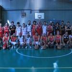 """BASKET: Successo per il """"5° Trofeo Rizzo"""" che ha festeggiato anche i 10 anni di Cillo Basket"""