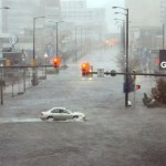 USA: Primo bilancio del passaggio di Sandy, che adesso si dirige verso nord