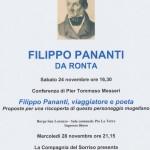 BORGO SAN LORENZO: Conferenza su Pananti, alla riscoperta di un personaggio