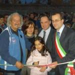 BORGO SAN LORENZO: Inaugurati i due nuovi campi da tennis, sorti in tempi da record