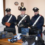 BARBERINO: Quattro russi arrestati per vari furti all'outlet