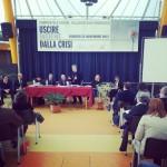 CRISI: Successo per il convegno organizzato dal Villaggio San Francesco